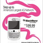 Illustration – Blackberry Phone Ad