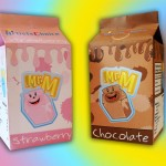 Illustration - Strawberry and Chocolate Milk Carton Prospects