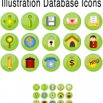 Illustration Database Icons